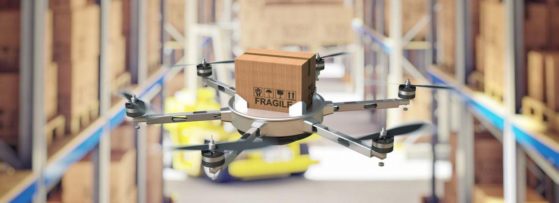 dron empresa