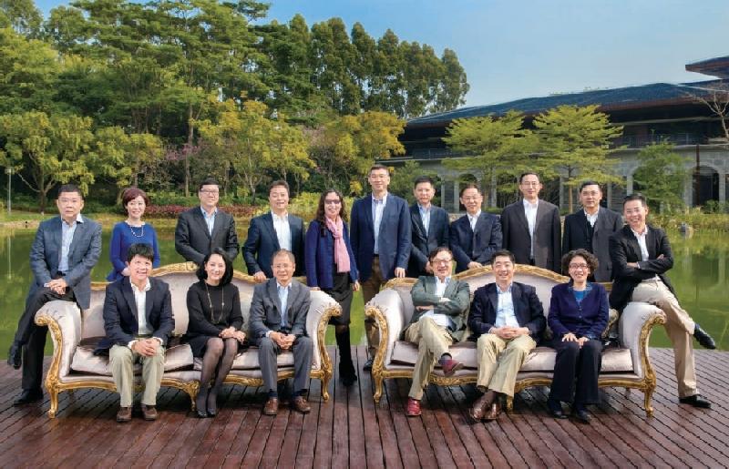 La cúpula directiva de Huawei