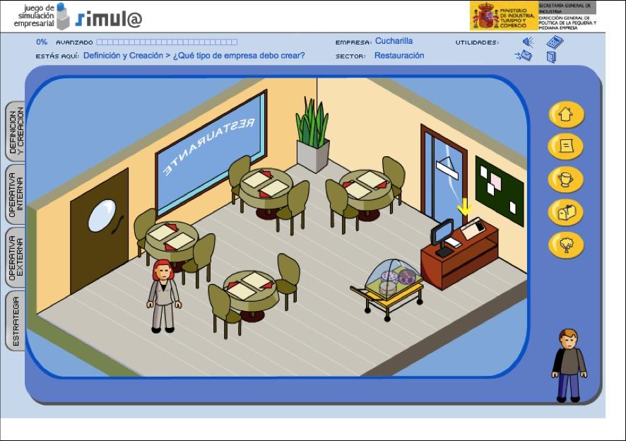Simulador Virtual: cómo funciona