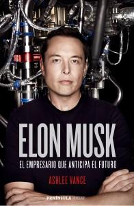 Libros - Elon Musk