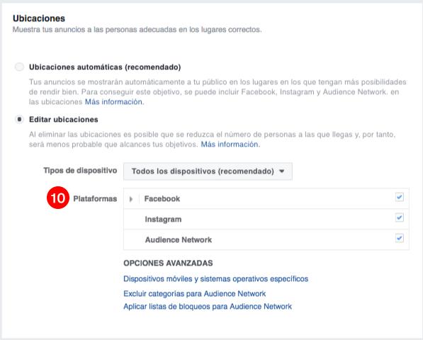 Pasos para crear tu primer anuncio en Facebook Ads