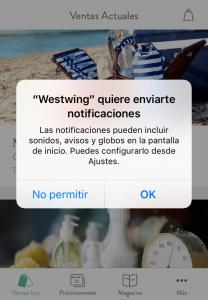 Las apps permiten enviar notificaciones a tus clientes con novedades y ofertas