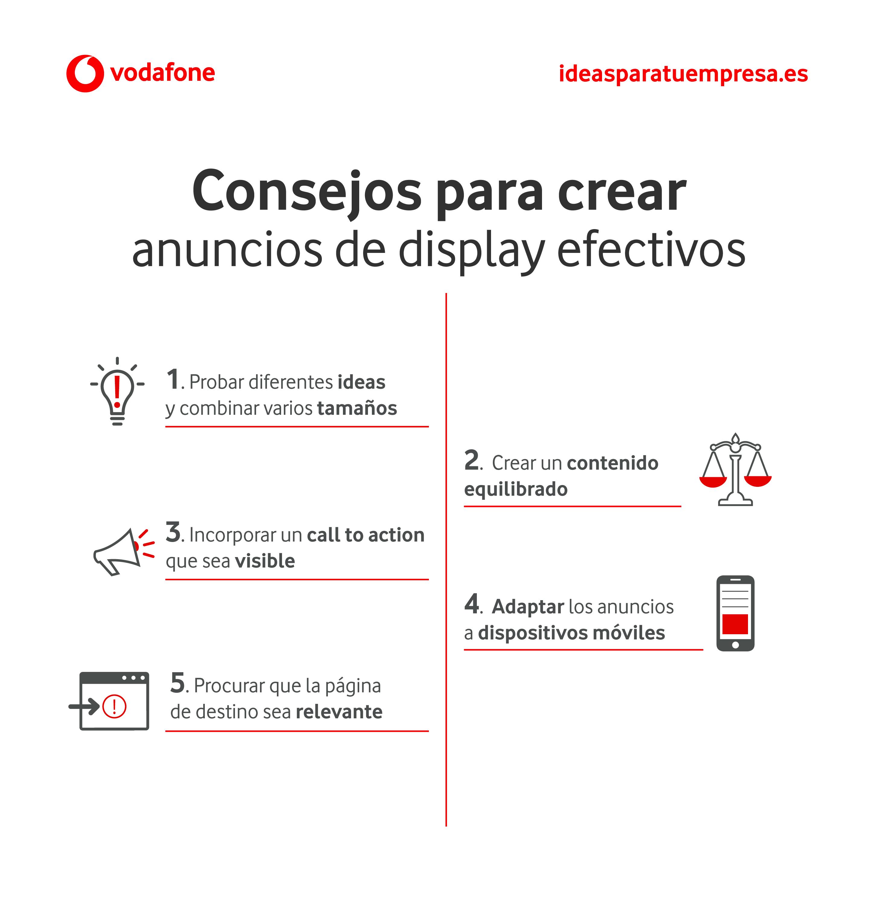 Consejos para crear publicidad de display efectiva