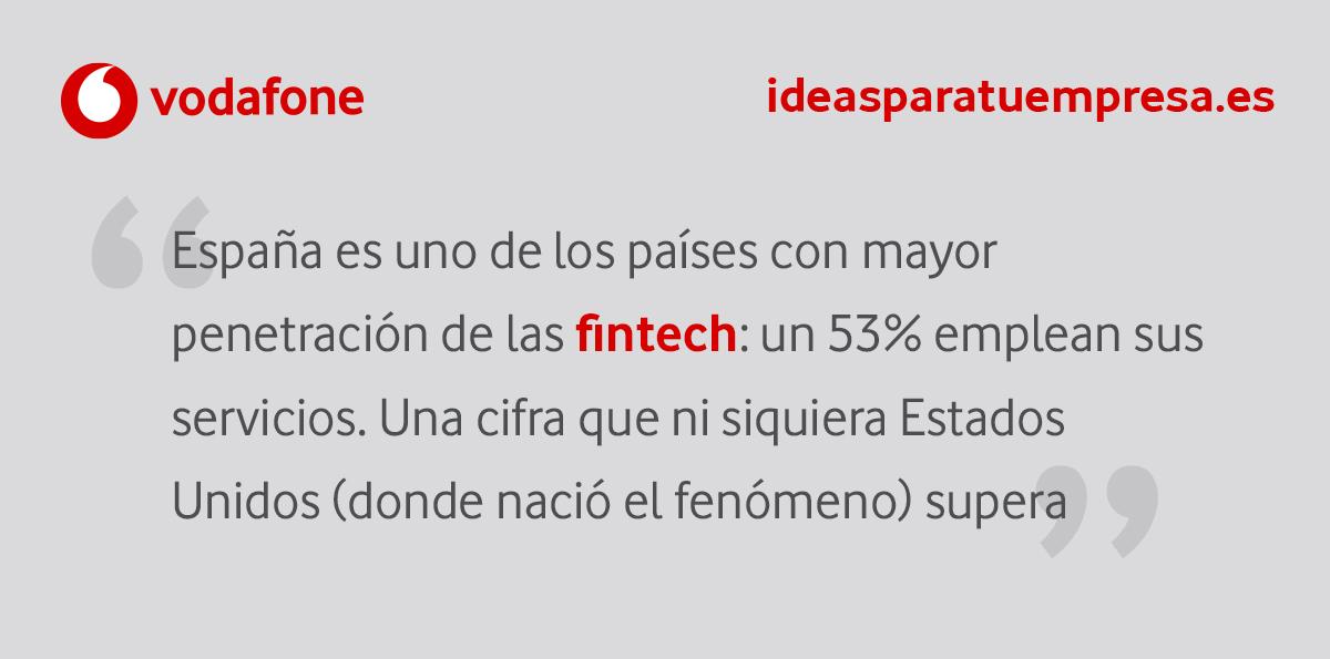 En España el sector de las fintech se encuentra en un momento de expansión