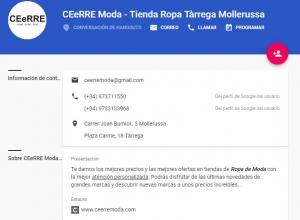 CEeRRE, una Pyme en la red social Google +