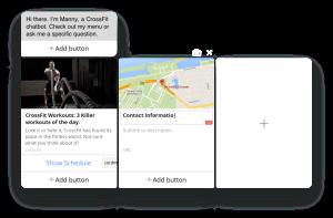Chatfuel es un sistema de chatbots especializado en Facebook Messenger