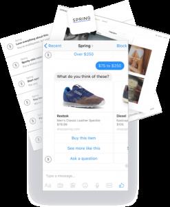 Facebook Messenger tiene su propia herramienta de chatbots