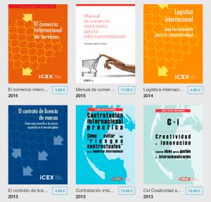 La App Publicaciones del ICEX