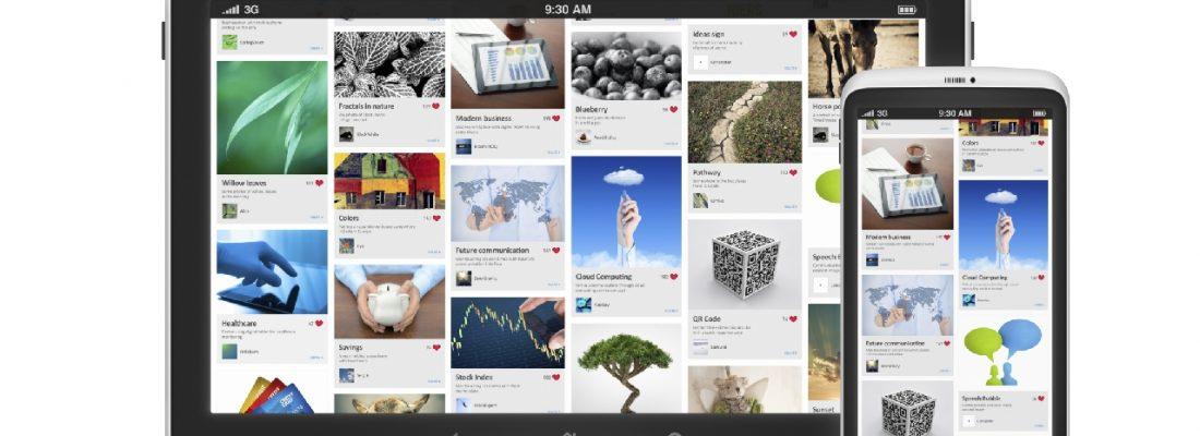 Perfil de Pinterest