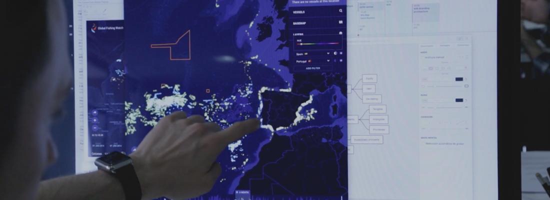Vizzuality, los mapas visuales del Big Data