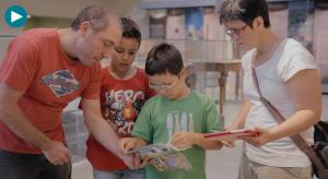Marco Topo, el juego interactivo para los museos