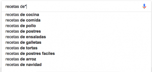 asterisco footprints google