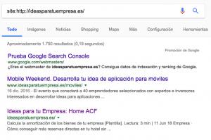 site footprints google