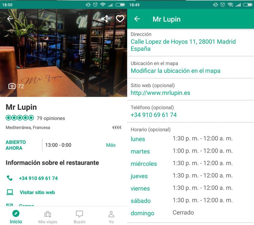 Apps para la gestión de un hotel