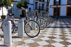 Bicicletas públicas en Sevilla