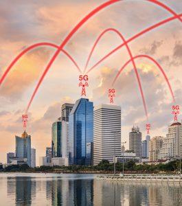 Cómo 5G cambiará las ciudades