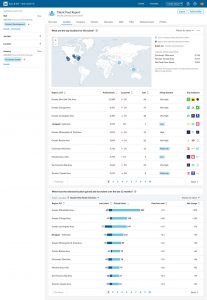 Geolocalización LinkedIn Insights