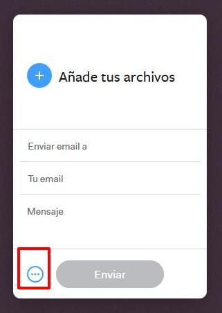 Cómo mandar archivos por Wetransfer gratis