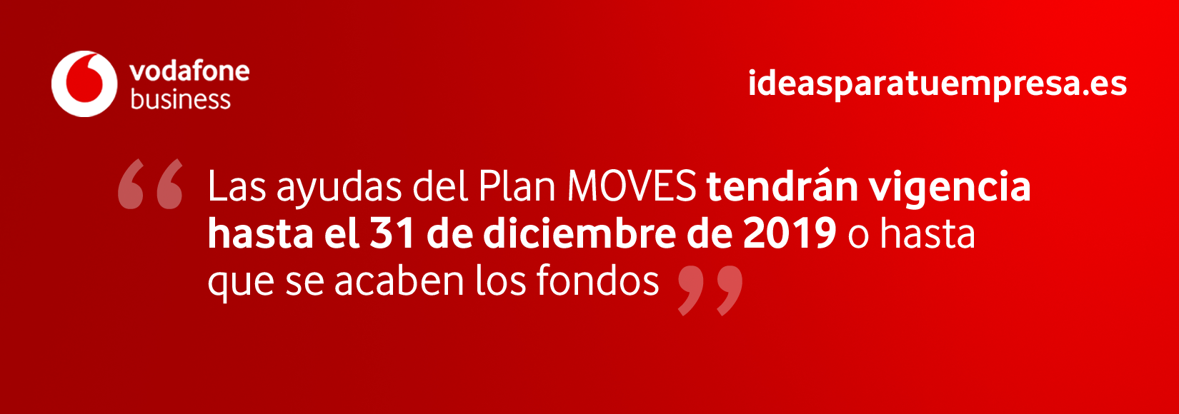 Quote Plan MOVES plazo