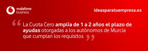 Quote Cuota Cero Murcia