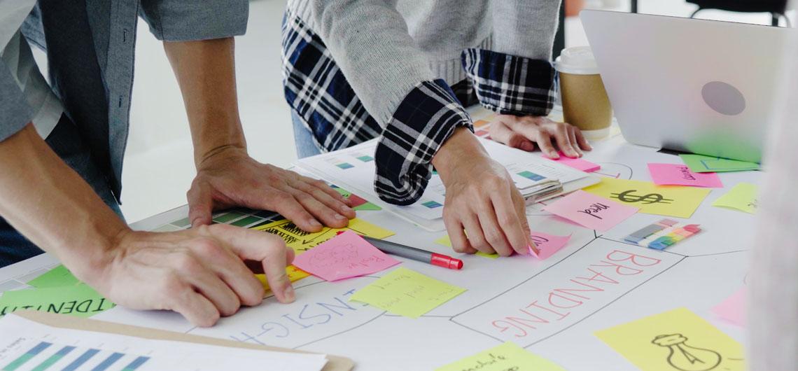 Diseña la estrategia de Comunicación de tu empresa en 5 pasos