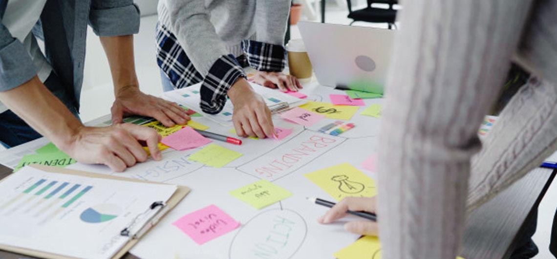 Cómo hallar soluciones creativas para tu actividad profesional