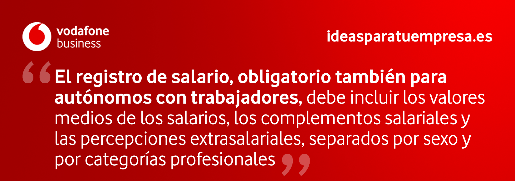 Quote 2 registro salarial
