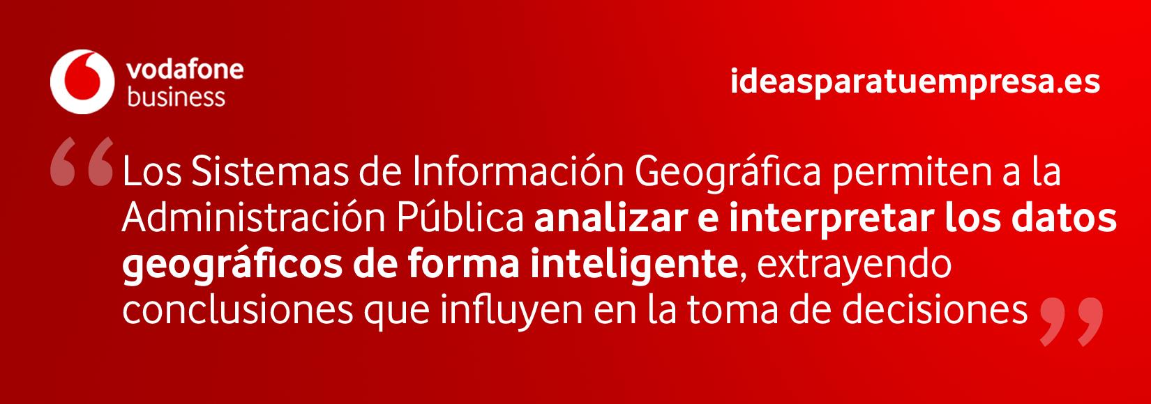 Quote Sistemas Información Geográfica
