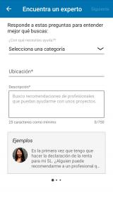 Paso 3 LinkedIn freelances