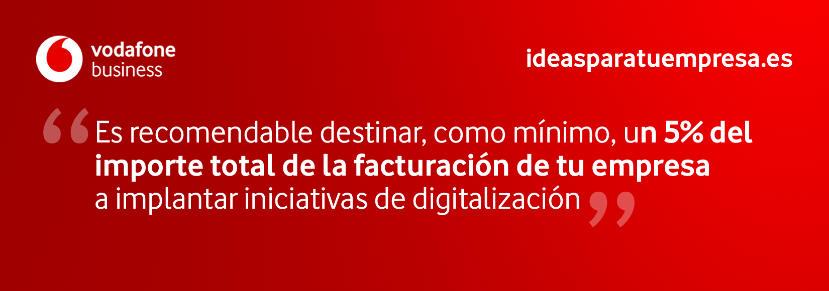 Plan Digitalización quote