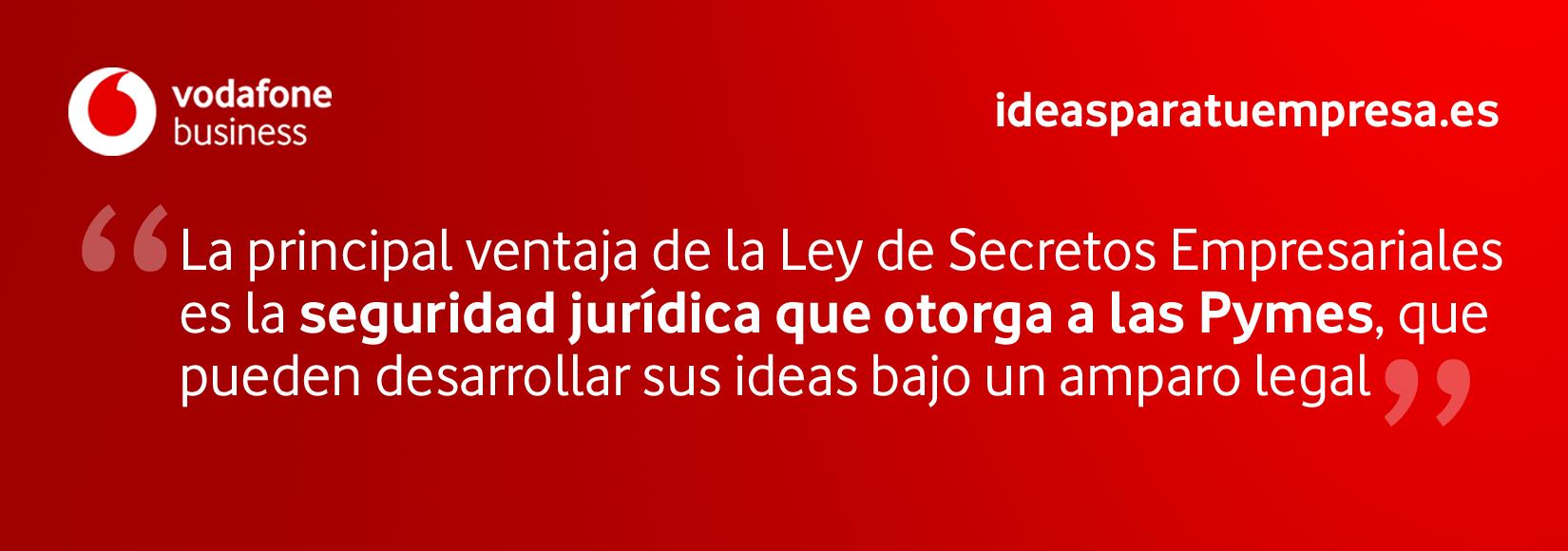 Quote Ley Secreto Empresarial