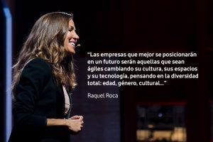 Raquel Roca, Silver surfers, Knowmads, Tendencias mundo laboral
