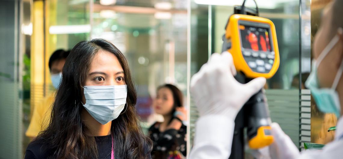 Cámaras de control de temperatura: prevención y seguridad para tu Pyme