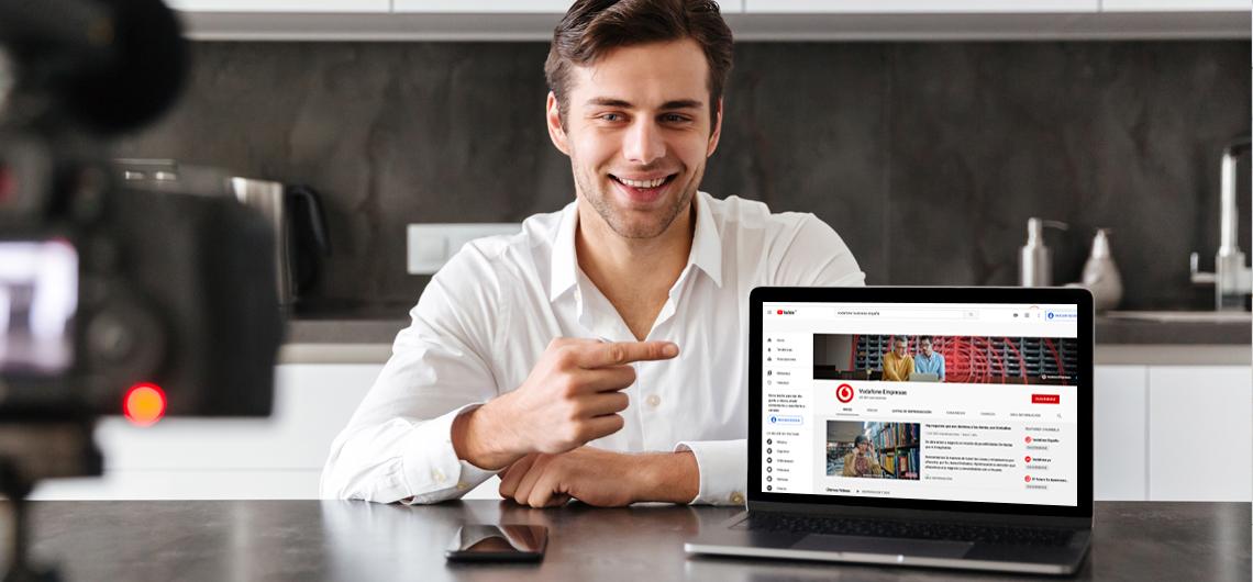 Cómo crear tu propio canal de YouTube